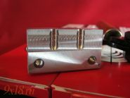 "Пулелейка ручная Lee (США) калибр 5.56 мм - .225"", два гнезда, вес пули 55 гран (3.5 грамма)"