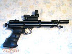 """УНИВЕРСАЛЬНЫЙ КИТ - набор для перевода на воздух """"RU Guns Lab"""" CROSMAN Кросман 22xx серии и Discovery"""