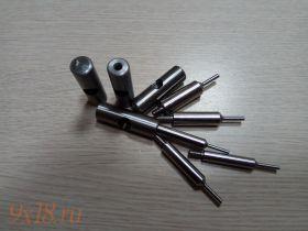 Сменный наконечник Универсального Досылателя (носик) калибра 9.02 мм - .357